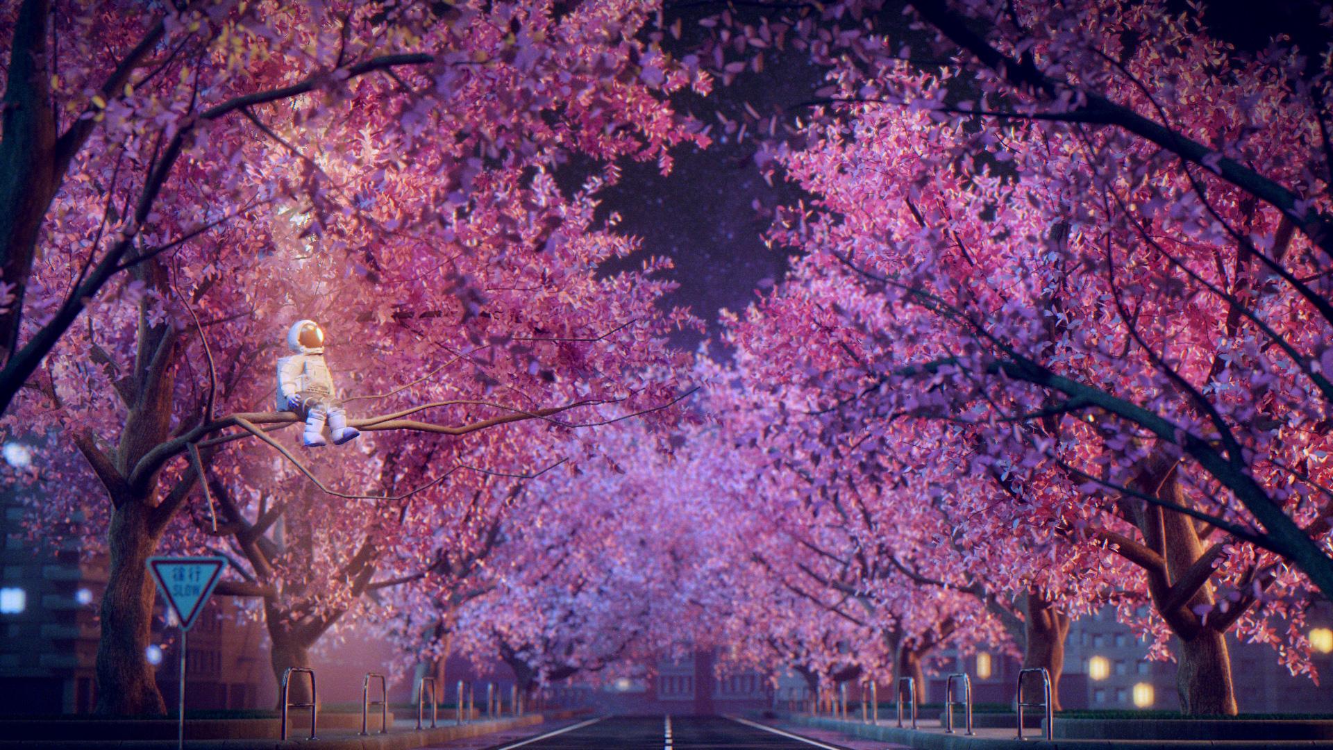 Basic Trees Scene 0329