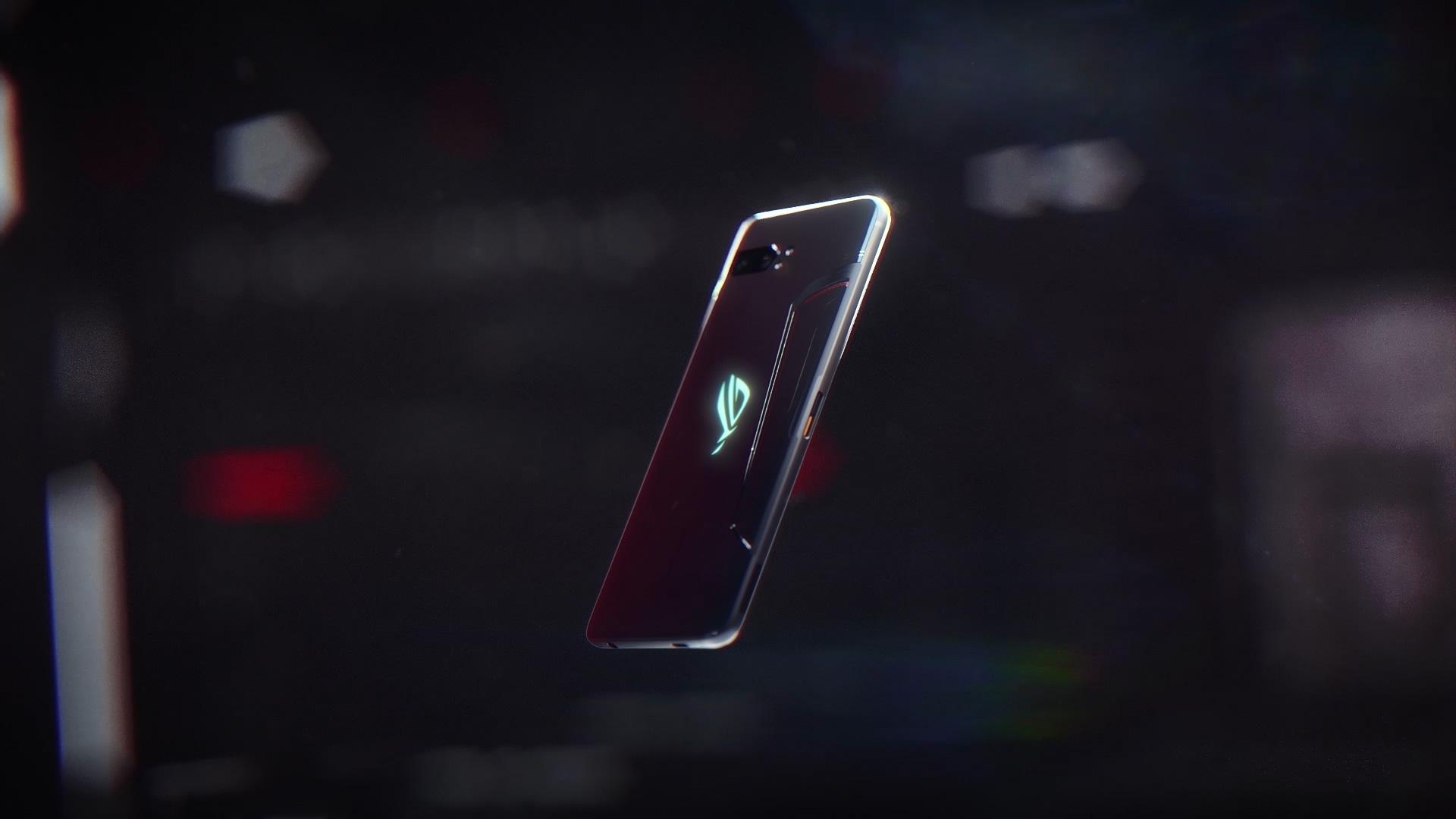 Rog Phone Ii (英文字卡) Hd (0 00 03 13)