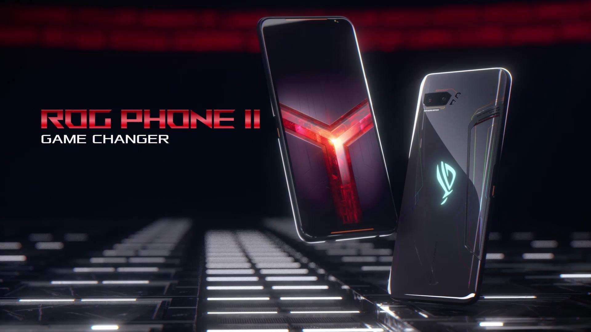 Rog Phone Ii (英文字卡) Hd (0 01 02 05)